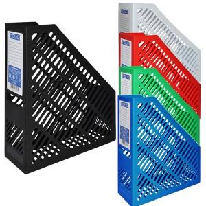 Suport vertical pentru cataloage Nebo plastic diverse culori 14693