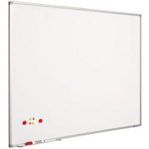Tabla magnetica (whiteboard) SMIT cu profil din aluminiu 120x300cm 11103295