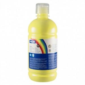 Tempera 500 ml Milan galben deschis 03619
