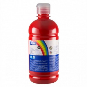 Tempera 500 ml Milan rosu vermilion 03630