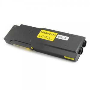 Cartus toner Redbox compatibil cu Phaser 6600N, 6000 pagini, Yellow XR-240398