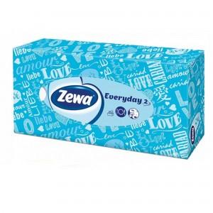 Servetele Zewa Tissue hartie 100 buc/cutie ZT100