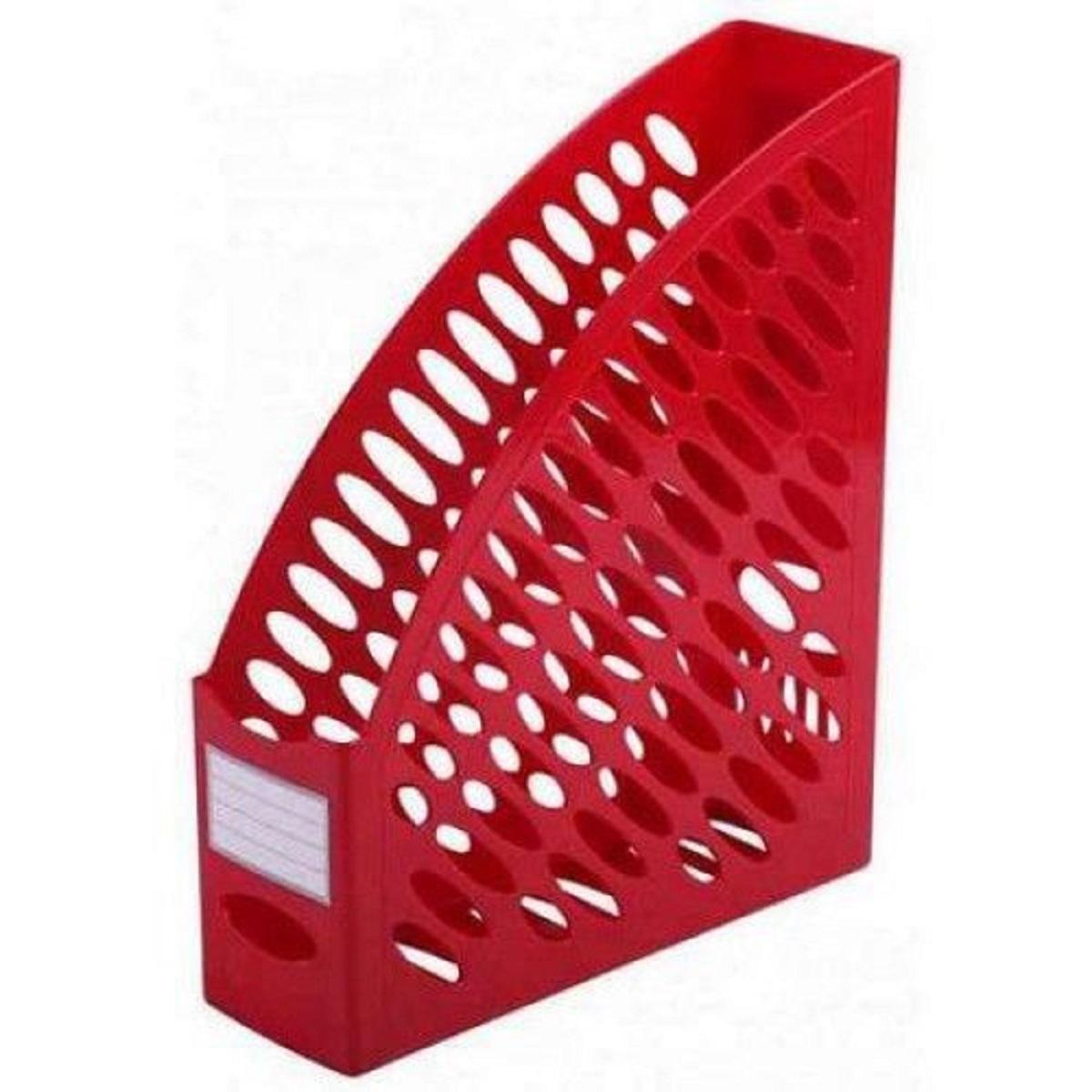 Suport vertical plastic rosu Ark 2050/R