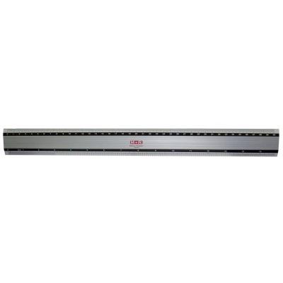 Rigla 40cm metalica M+R E2161
