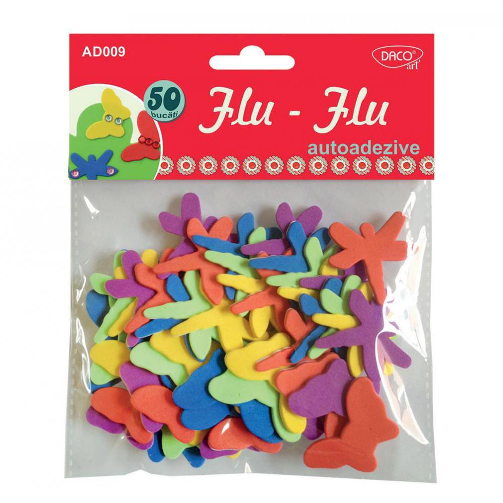 Spuma autoadeziva insecte flu-flu Daco AD009