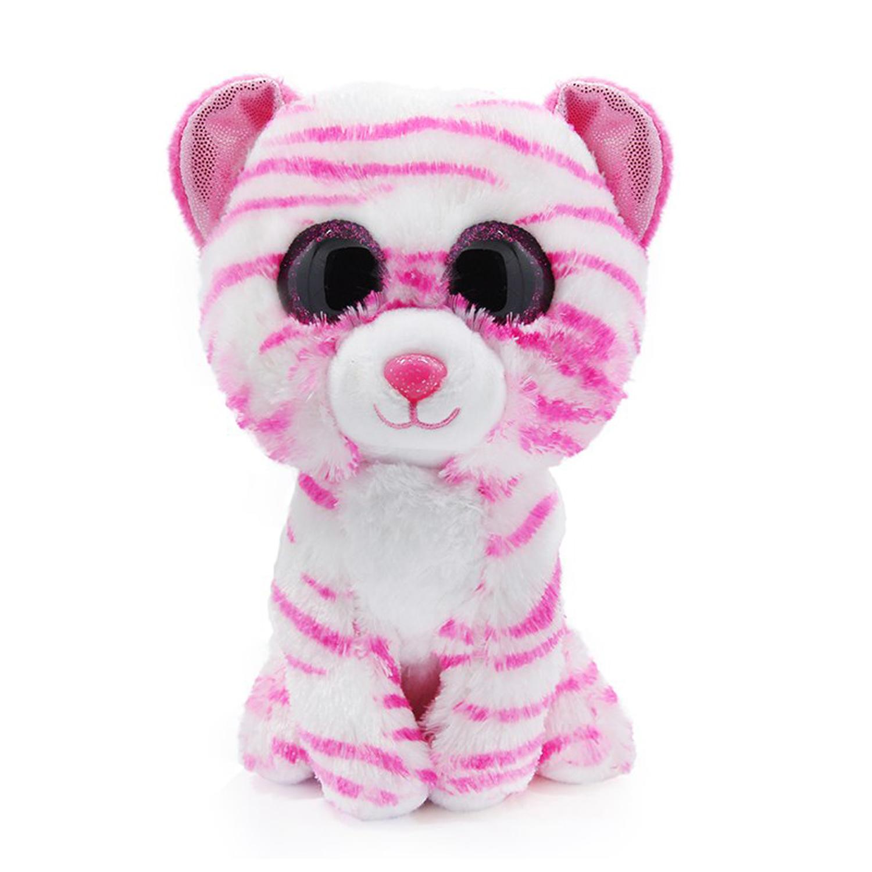 Plus TY 24CM pisica roz Lindi TY37067