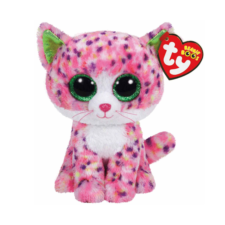 Plus TY 15CM pisica roz Sophie TY36189