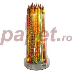 Creion fara lemn progresso Koh-I-Noor multicolor K8775-30