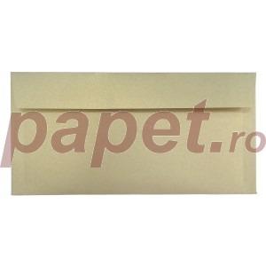 Plic Daco DL gumat color argintiu / auriu PC12