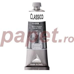 Culoare Maimeri classico 60 ml titan-zinc white 0306019