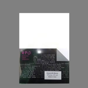 Carton A4 200GR/MP acquerello bianco 5113