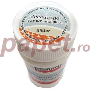 Adeziv decupaj glitter Pentart 100ML P2470 P2470