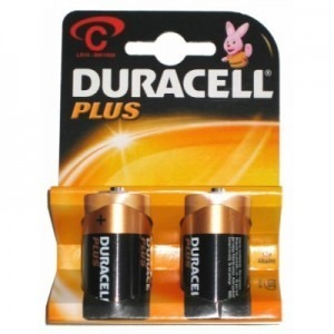 Baterie Duracell Improv Basic C 75015739