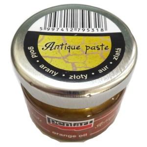 Pasta de invechire patina Antique Gold 20ML P3380