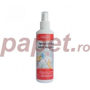 Spray curatare tabla magnetica Daco 250ML SP001