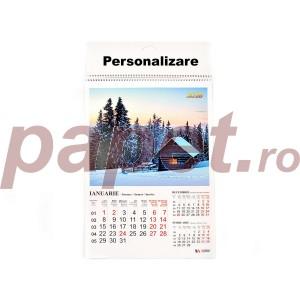 Calendar 2018 A3 Arhi policromie peisaje 12COLI 4090