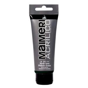 Culoare Maimeri acrilico 75 ml phthalo green 0916321