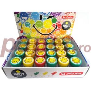 Stampila plastic Herlitz Smiley World 11369584