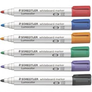 Marker tabla magnetica Staedtler diverse culori  ST3519