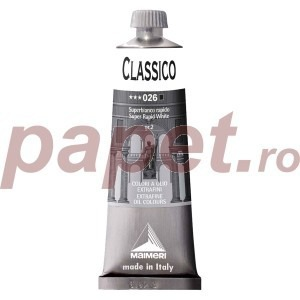 Culoare Maimeri classico 60 ml super rapid white 0306026