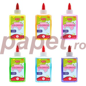 Lipici lichid Daco 147ml Coloriciu LL148