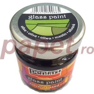 Culori sticla sau vitraliu 30ML Oliv P25114