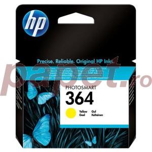 Cartus yellow HP nr.364 CB320EE 3ML ORIGINAL PHOTOSMART D5460