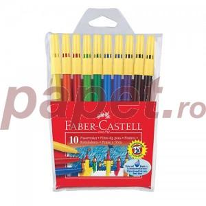 Carioca Faber Castell 10 culori / set 4385