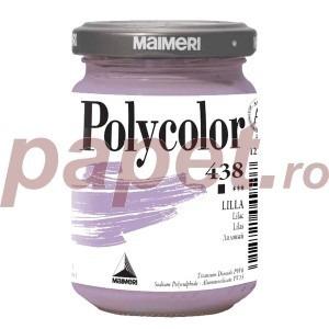 Culoare acrilica Maimeri polycolor 140 ml lilac 1220438