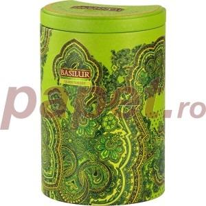 Ceai Basilur green valey 100 gr C70930