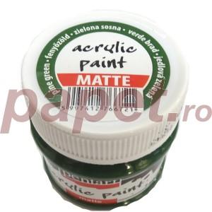 Culoare acrilica mata 50ML Pine Green P1017/2