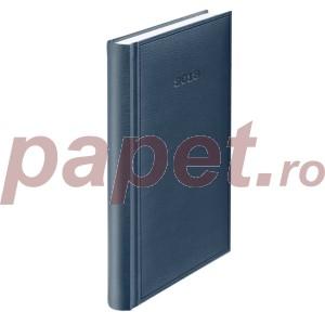 Agenda Herlitz 2018 datata A5 albastru inchis 10888345