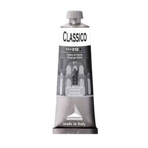 Culoare Maimeri classico 60 ml titanium white 0306018