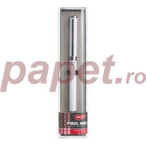 Pix Daco metalic cristal decorativ in capat PX172