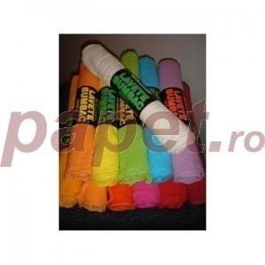 Lavete bumbac hidrofilizate colorate 3 bucati / set 1040