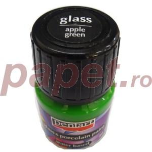 Culori sticla/portelan sau ceramica 30ML Apple Green P21341