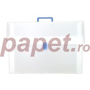 Servieta planse Papet 1 incuietoare 38 x 53 x 6 cm 385360