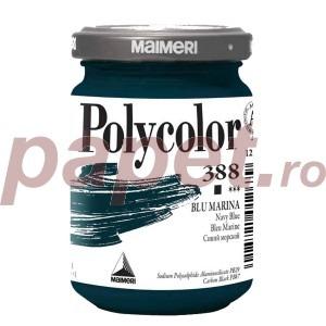 Culoare acrilica Maimeri polycolor 140 ml navy blue 1220388