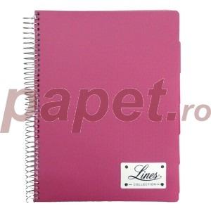 Agenda lines Argo A4 150 file 98232