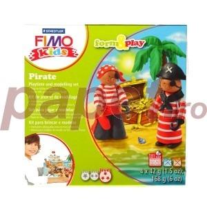 Set Staedtler modelaj fimo kids pirati STH-8034-13