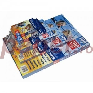 Folie laminare 75 x 105mm 150microni 3485
