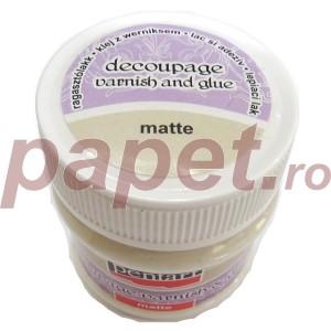 Decoupage varnish and glue matte Pentart 50ML P28164