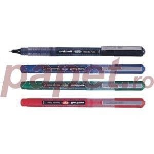 Roller Uni Eye Needle Point Ub-165 Albastru R112