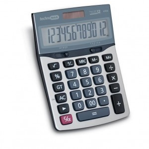 Calculator MAS 12digiti E6906M