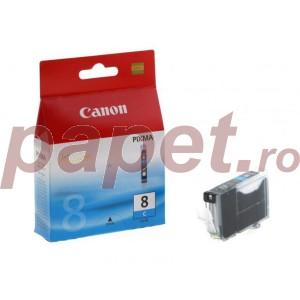 Cartus cyan Canon CLI-8C 13ML ORIGINAL IP4200