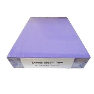 Carton A4 color 160g/mp mov 4430