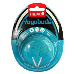 Casti Maxell digital stereo yoyo buds 303730