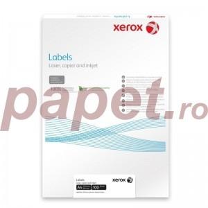 Etichete autoadezive Xerox 16/A4 E898