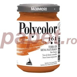 Culoare acrilica Maimeri polycolor 140 ml raw sienna 1220161