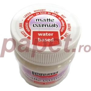 Lac mat pe baza de apa Pentart 50ML P2450